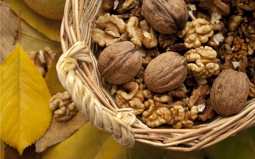 Vlašské ořechy loupané 1 kg - Česká republika