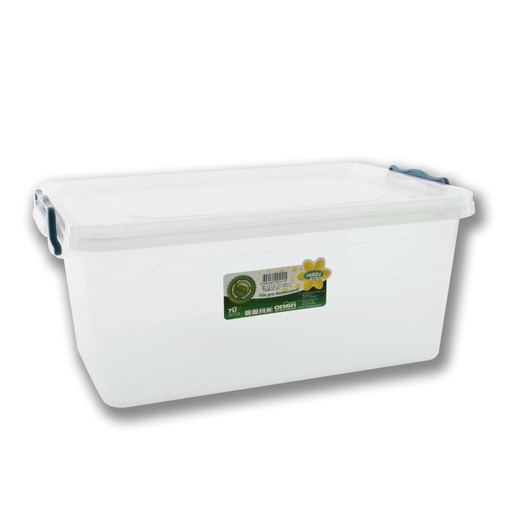 Box plast multi obdelník nízký 8 l - ORION domácí potřeby