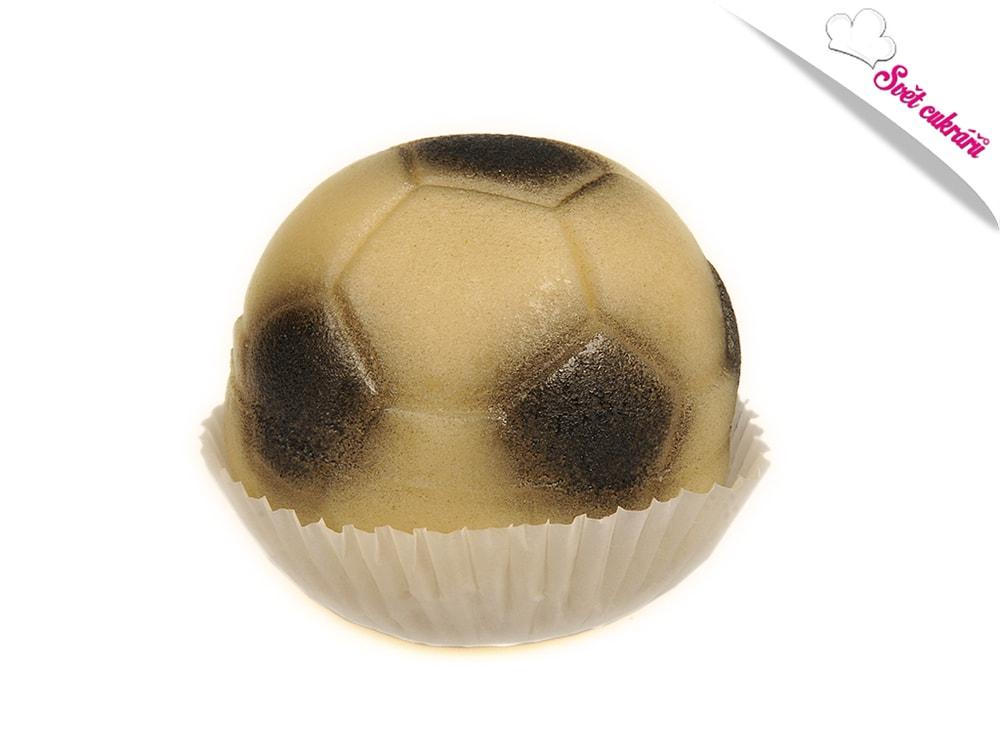 Frischmann Fotbalový míč z marcipánu 5 cm