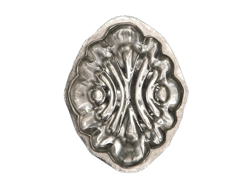Kovovýroba Jeníkov Vyklápěcí formička ozdobný ořech 20 ks