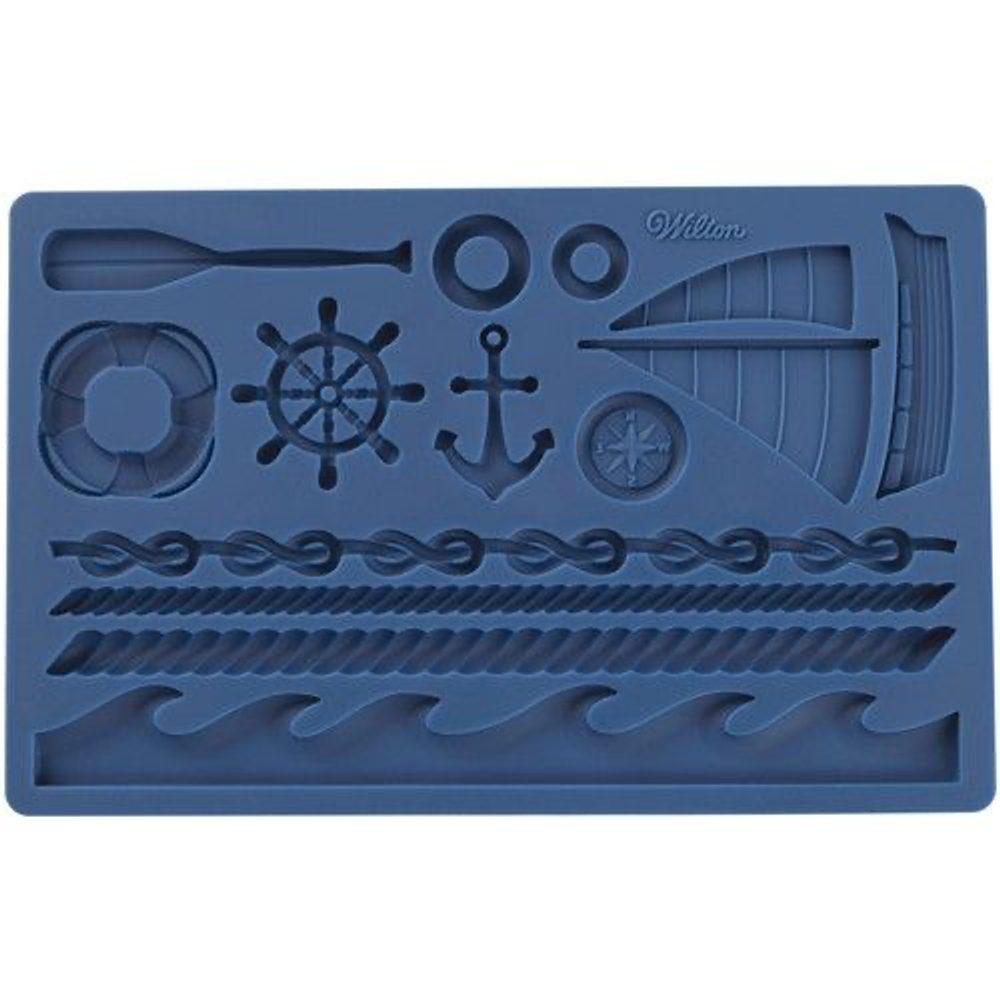 Silikonová forma Nautical - Wilton