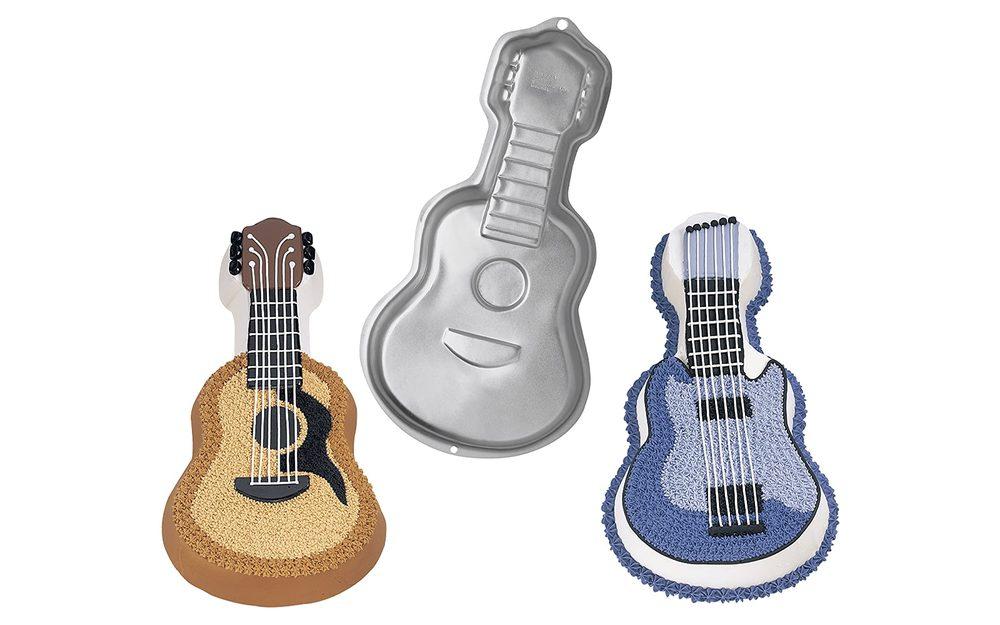 Dortová forma Kytara 3D - Wilton
