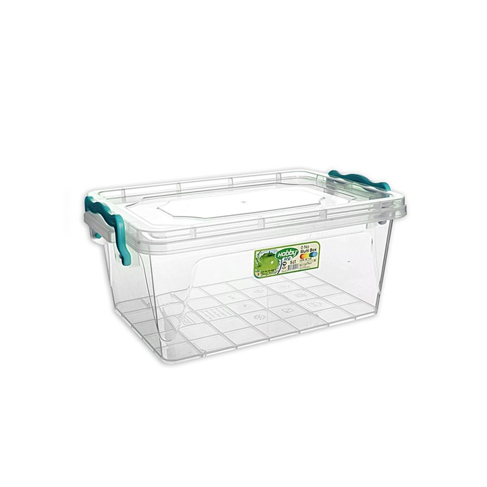 Box plast multi obdelník nízký 5 l - ORION domácí potřeby