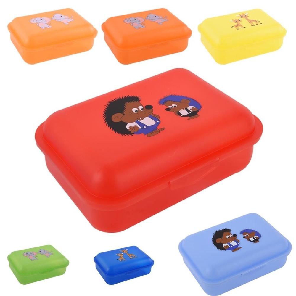 Box plast svačina ZVÍŘATA 15x11 - ORION domácí potřeby