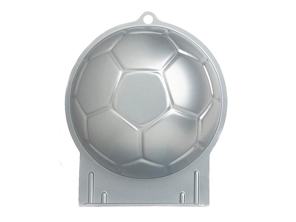 Dortová forma Fotbalový míč - půlka - Wilton