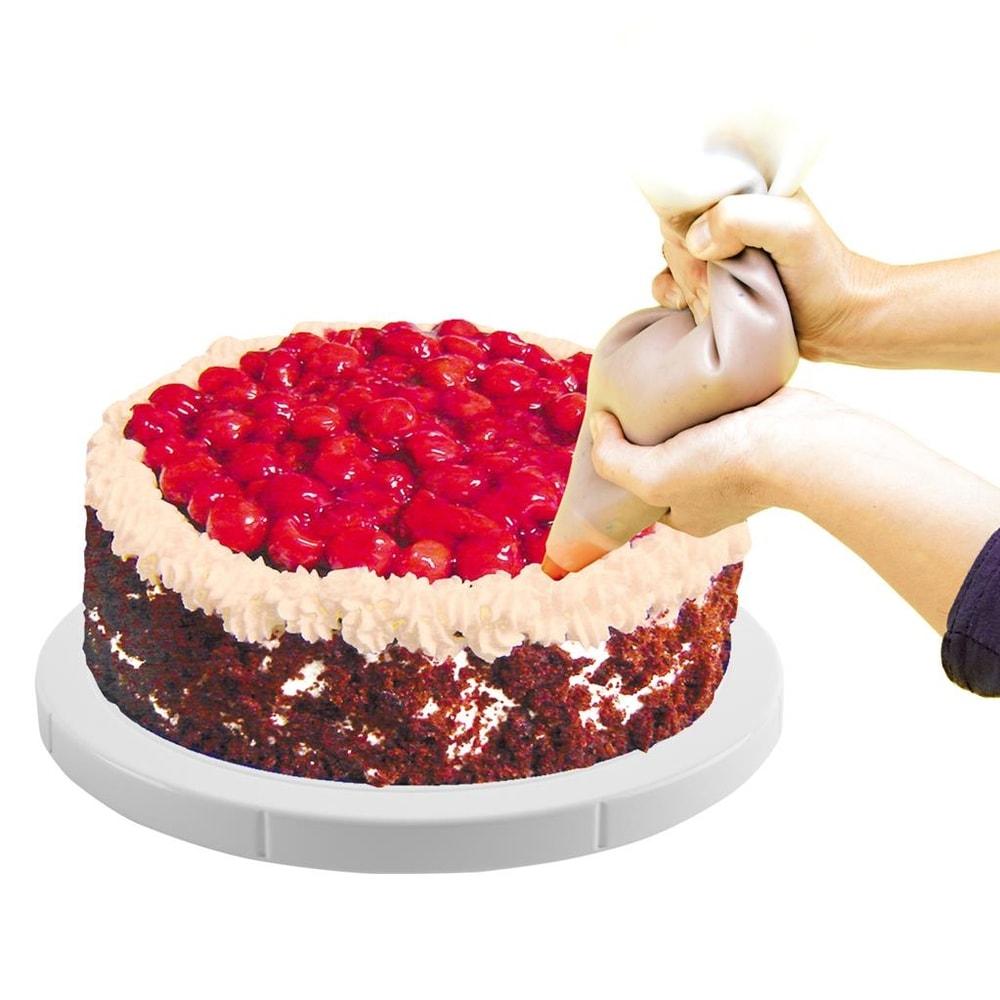 Orion CZ Stojan otočný na zdobení dortu 27 cm