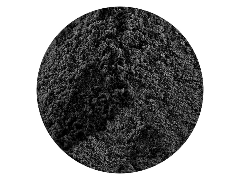 IREKS Černá sypká směs na potahování a modelování Montana 1kg