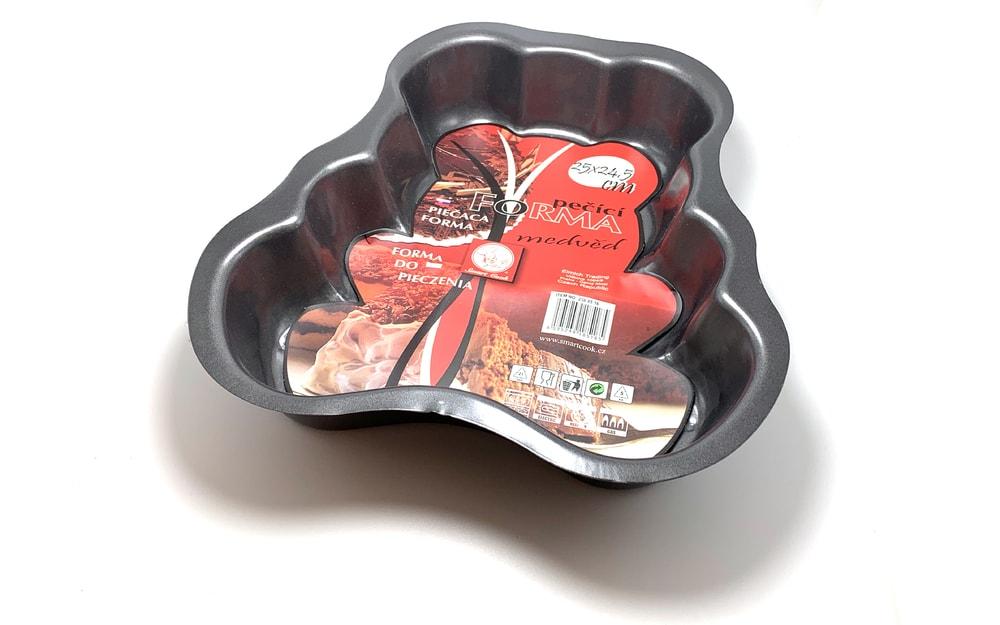Smart Cook Forma na pečení - Medvěd - II. jakost