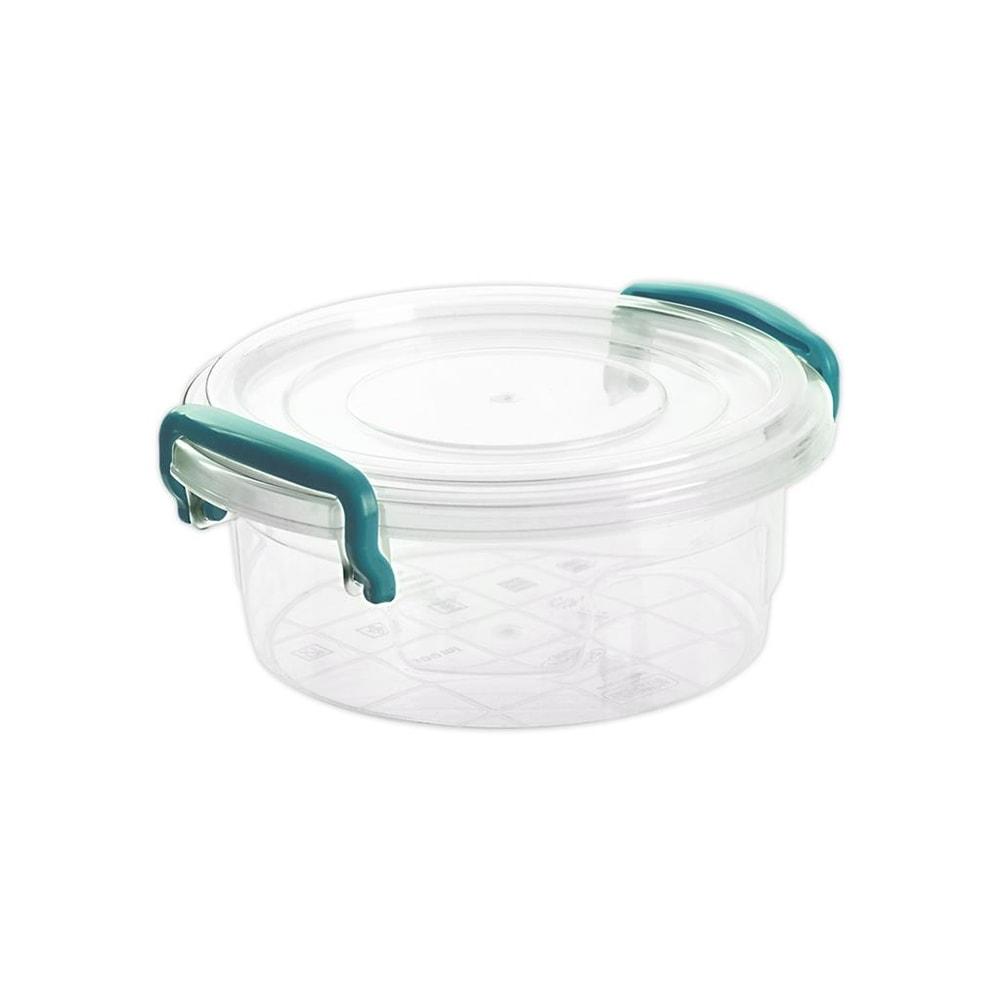 Box plast multi kulatý nízký 0,3 l - ORION domácí potřeby