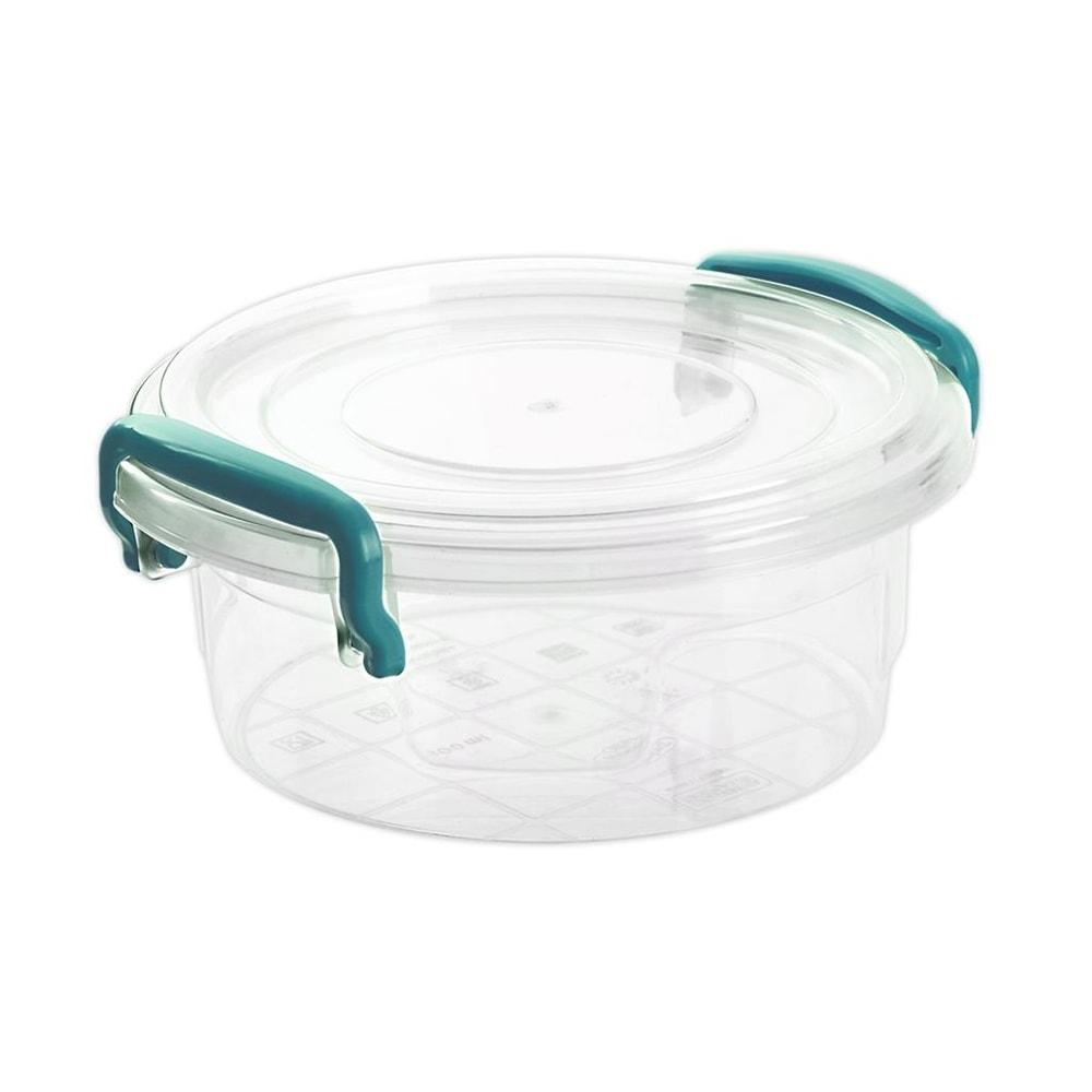 Box plast multi kulatý nízký 2,1 l - ORION domácí potřeby