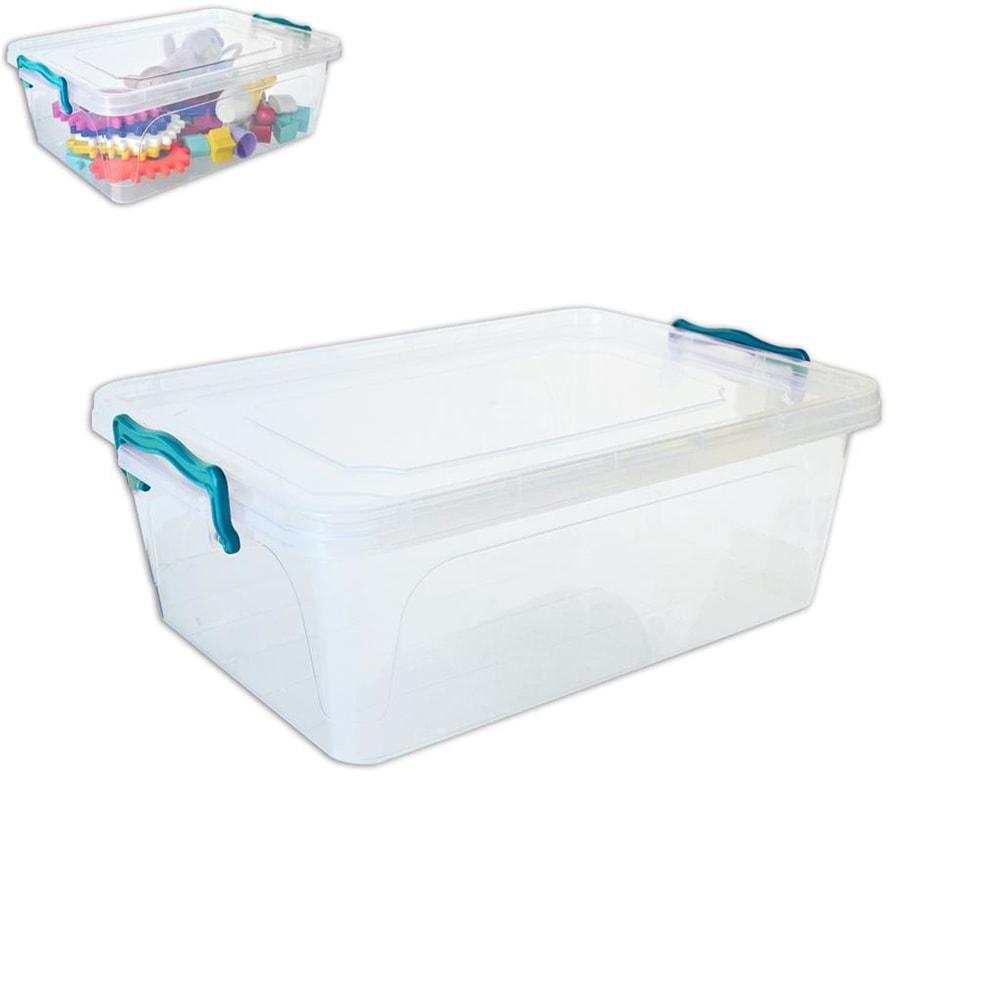 Box plast multi obdelník nízký 10 l - ORION domácí potřeby