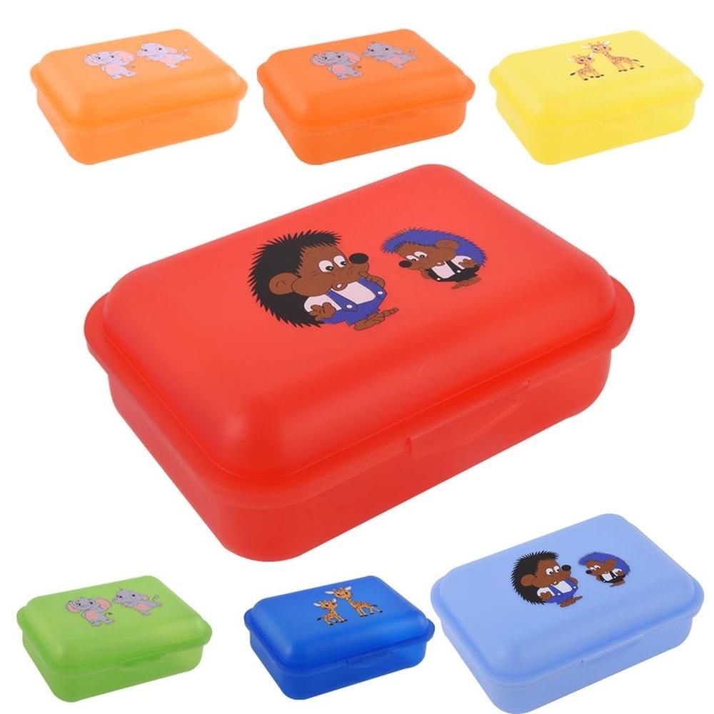 Box plast svačina ZVÍŘATA 17,5x12,5 cm - ORION domácí potřeby