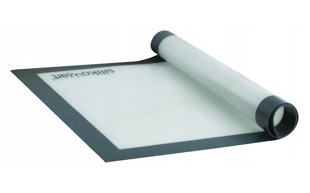 Pečící podložka silikonová se skelným vláknem FiberGlass 60 x 40 cm - Silikomart