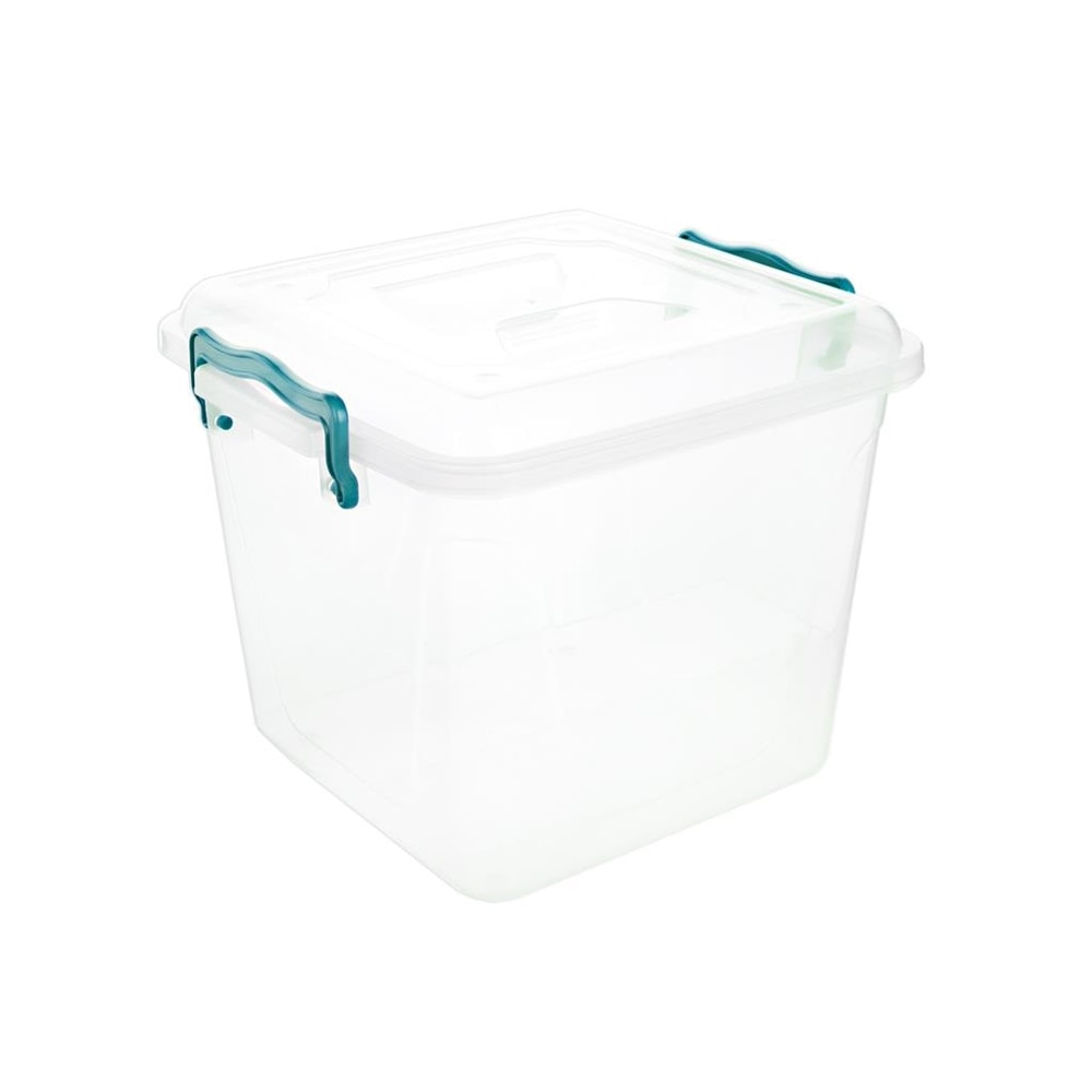 Box plast multi čtverec V nízký 8,5 l - ORION domácí potřeby