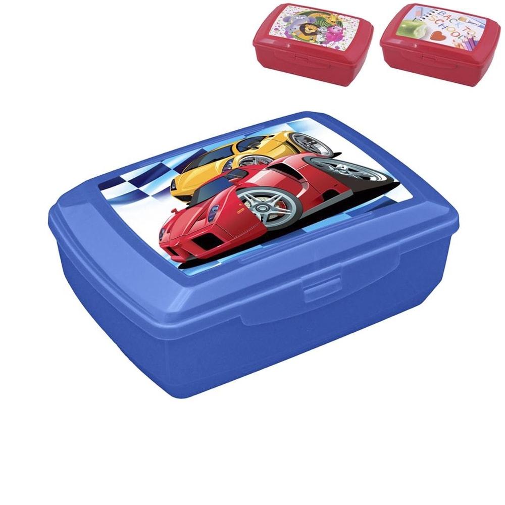 Box plast svačina BRAN 1,3l - ORION domácí potřeby