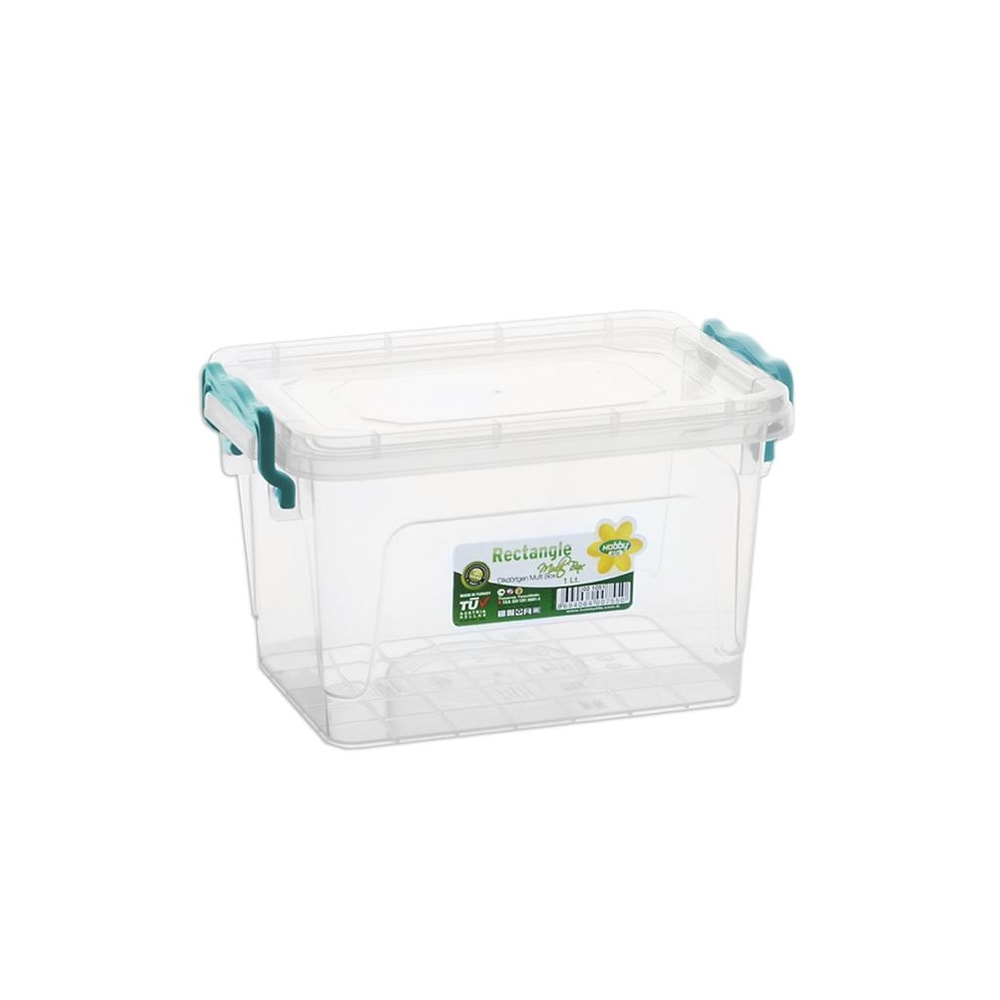 Box plast multi obdelník vysoký 1 l - ORION domácí potřeby