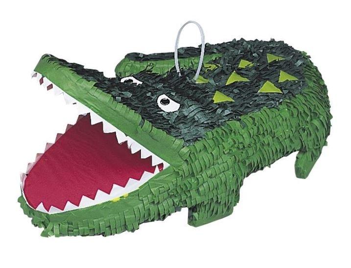 Piňata Aligator - rozbíjecí - UNIQUE