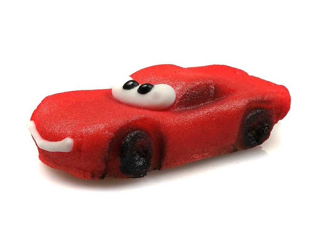 Blesk McQueen - marcipánová figurka na dort - Frischmann