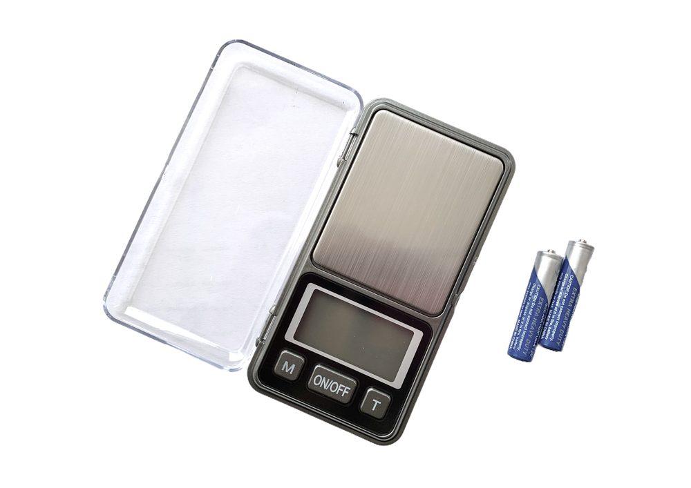 Digitální kapesní váha 0.01 - 200 g + baterie - Smart Cook