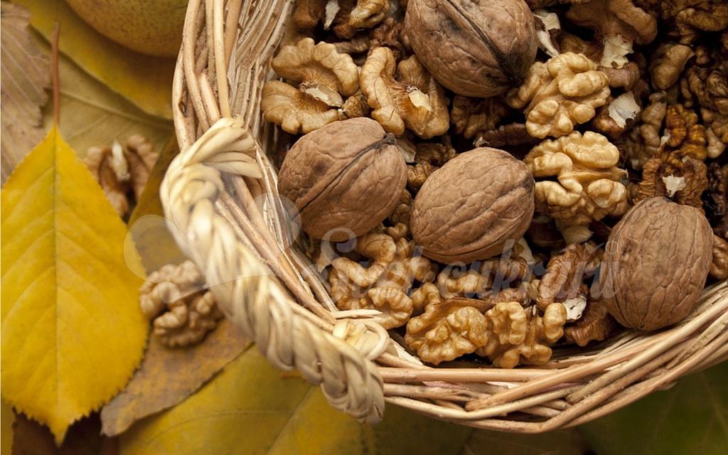 Svet cukrárov - Vlašské orechy lúpané 1 kg - Česká republika - Orechy,  mandle - Suroviny