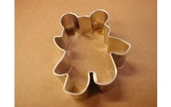 Dough cutter Teddy Bear