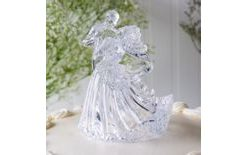 Bianca - Clear Acrylic - Wedding Topper by Wilton
