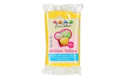 Yellow rolled fondant Mellow Yellow (coloured fondant) 250 g