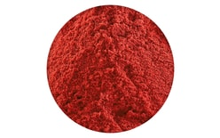 Red powder mix for covering and modelling Montana 1kg