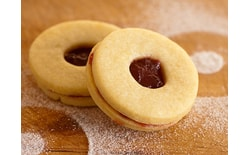 Fruit jam Linzer biscuits Darinka 1 kg