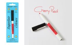 Food colouring ink pens Cherry Red