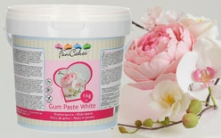 FunCakes Gum Paste White 1 kg