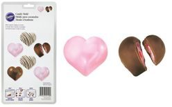 Candy Mold Heart Truffles, 8-Cavity