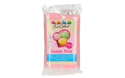 Pink rolled fondant Sweet Pink (colour fondant) 250 g