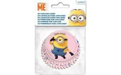 Stor Baking Cups Minions pk/60