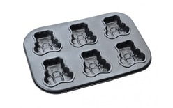 Baking tray Teddy bears