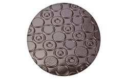 Impression and embossing mat design Buttons