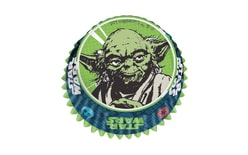 Stor Baking Cups Yoda Star Wars 60 pcs