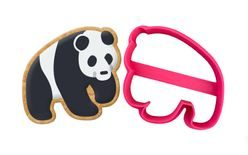 Cookie gingerberad cutter Panda Bear  - 3D print