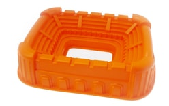 3D football pitch - silicone cake tin