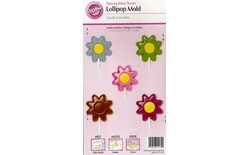 Lollipop moulds Gerberas