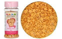FunCakes Golden Stars Mix 60g