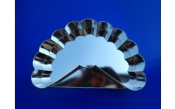 Cake tin Hand fan II