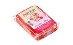 Red marzipan Passion Red 250 g