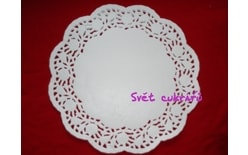 Lace paper cake doily  32 cm/100 pc. per pack