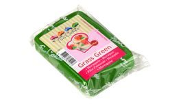 Green Marzipan Grass Green 250 g