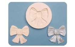 Silcone mould Tied bow