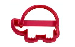 Cookie gingerbread cutter Elefant 7x5 cm - 3D print