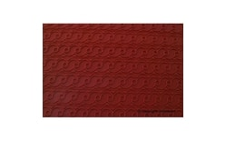 Relief mat - decorative ornament (Tapis relief)