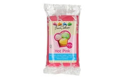Pink rolled fondant Hot Pink (colour fondant) 250 g