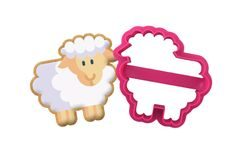 Cookie gingerberad cutter Sheep - 3D print